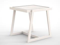 Tavolo da giardino quadratoMAHO - CIELA MARE