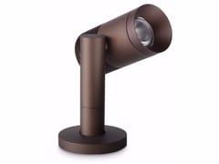 Faretto per esterno a LED orientabile in alluminioMAIA - B LIGHT