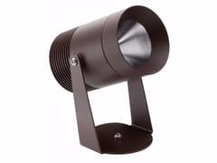 Faretto per esterno a LED orientabile in alluminioMAIA X1 DUO - B LIGHT