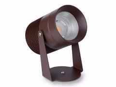 Faretto per esterno a LED orientabile in alluminioMAIA X2 DUO - B LIGHT