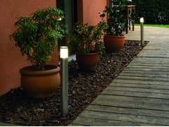 - Stainless steel bollard light MANIX FL - BEL-LIGHTING