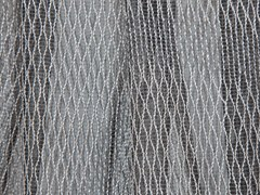 - Polyester fabric for curtains MARGOT ANTRACITA - Equipo DRT