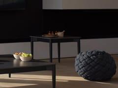 - Low square Xeramica coffee table MARGUERITE   Square coffee table - Joli
