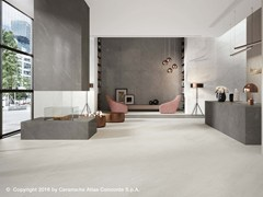 - Porcelain stoneware flooring with stone effect MARVEL XL | Porcelain stoneware flooring - Atlas Concorde