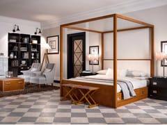 Camera da letto in moganoMASTERBEDROOM - CAROTI & CO.