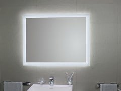 Specchio con illuminazione integrata per bagnoMATE4 LED - KOH-I-NOOR CARLO SCAVINI & C.