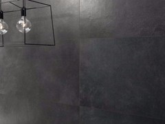 - Porcelain stoneware wall/floor tiles with stone effect MATERIE HIGH-TECH - LIGNITE - ARIOSTEA