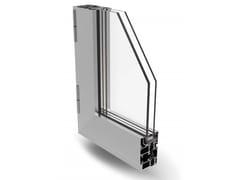 Finestra a battente a taglio termico in alluminioMATIC 50 PLUS - ALSISTEM