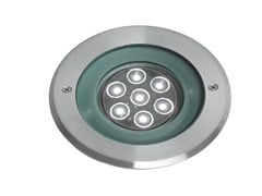 - LED stainless steel Outdoor floodlight MAXIEGO F.906 - Francesconi & C.