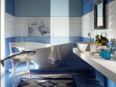- Indoor wall/floor tiles MAXIMA BLUE - TUBADZIN