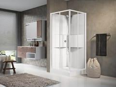 Box doccia multifunzione con porta scorrevoleMEDIA 2.0 A80 - NOVELLINI