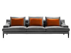 - 4 seater sofa MEGARA - Driade