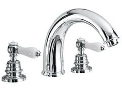 - 3 hole bathtub tap with aerator MELROSE 21 - 2147112 - Fir Italia