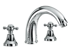 - 3 hole bathtub tap MELROSE 22 - 2247112 - Fir Italia