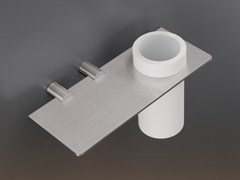 - Toothbrush holder / bathroom wall shelf MEN04 - Ceadesign S.r.l. s.u.