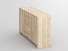 - Madia in legno massello con ante a battente MENA | Madia - vitamin design