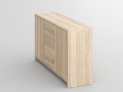- Solid wood sideboard with doors MENA | Sideboard - vitamin design