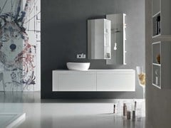 - Bathroom cabinet / vanity unit META - COMPOSITION 1 - Arcom