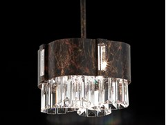 - Pendant lamp with Swarovski® Crystals ZEPPA | Metal pendant lamp - Schonbek by Swarovski International Distribution
