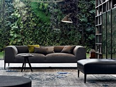 - Fabric sofa with removable cover METROPOLITAN | Fabric sofa - Poliform