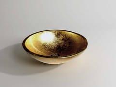 - Countertop round washbasin MILA - Flora Style