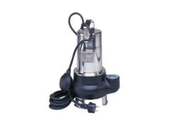 Pompa sommergibile per acque reflue, piovane e da infiltraziMINI SVO - SALMSON