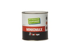 Antiruggine per ferroMINIOMAX - MAXMEYER BY CROMOLOGY ITALIA