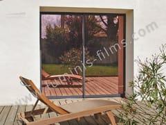 Pellicola per vetri adesiva effetto specchioMIROIR-110i - LUMINIS FILMS