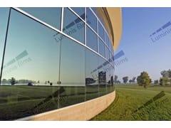Pellicola per vetri adesiva effetto specchioMIROIR 209x - LUMINIS FILMS