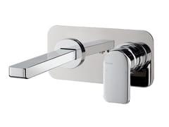 - Wall-mounted washbasin mixer MISTERY   Wall-mounted washbasin mixer - RUBINETTERIE RITMONIO