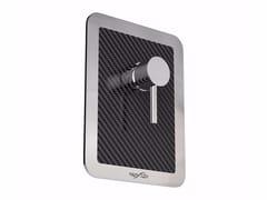 - Miscelatore per doccia in acciaio inox da esterno MIX CARBON RS - Inoxstyle
