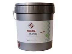 Malta collante/rasante fibrata ad alta resistenza meccanicaML PLUS - NUOVA SIGA
