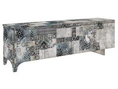 - Glass-fibre sideboard with doors MM-02 - MOMENTI di Bagnai Matteo