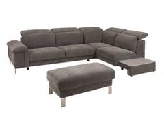 - Corner upholstered fabric sofa MODULA | Corner sofa - GAUTIER FRANCE