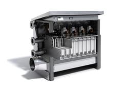 Generatore termico modulare a condensazione in alluminioMODULEX EXT - UNICAL AG