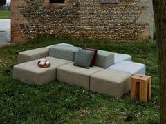 Divano da giardino sfoderabile in tessutoMODULOR | Divano da giardino - WOW ITALY