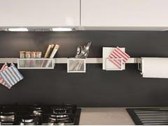 Portautensili da cucina in metalloMONDRIAN - DAMIANO LATINI