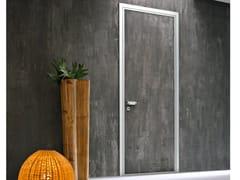 Porta d'ingresso blindata con cerniere a scomparsaMONOLITE - 15.1021 MNT6000 - BAUXT