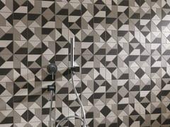 Mosaico in ceramica a pasta biancaMILANO & WALL | Mosaico - FAP CERAMICHE