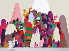 - Wallpaper MOUNTAINS - Moustache