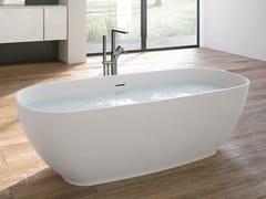 Vasca da bagno centro stanza ovale in Tecnoril®MOVE | Vasca da bagno ovale - GRUPPO GEROMIN