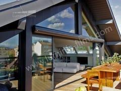 Pellicola per vetri a controllo solare adesivaMULTI-102i - LUMINIS FILMS