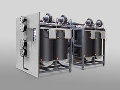 Generatore termico modulare a condensazione in acciaio inoxMULTIINOX - UNICAL AG