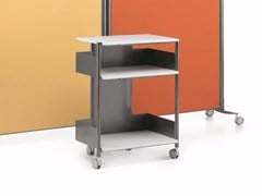 - Carrello in MDF MULTIKOM 3008 - TALIN