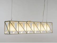 - Metal pendant lamp MULTILAMP | Pendant lamp - Seletti