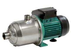 Pompa centrifuga multistadioMULTIPRESS MP - WILO ITALIA