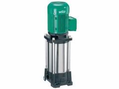 Pompa e circolatore per impianto idricoMULTIVERT MVIL - WILO ITALIA