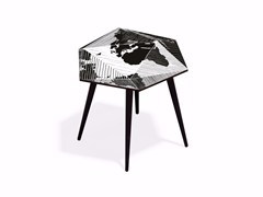 - Laminate coffee table MUNDA XL50 - Bazartherapy
