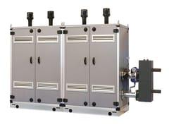 Sistema modulare premiscelato a condensazioneMURELLE EQUIPE BOX ErP - SIME