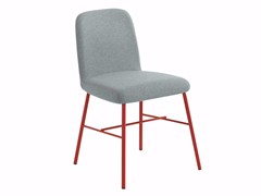 - Upholstered fabric chair Myra 652 - Metalmobil